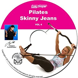 Easy Shaper Skinny Pilates Jeans