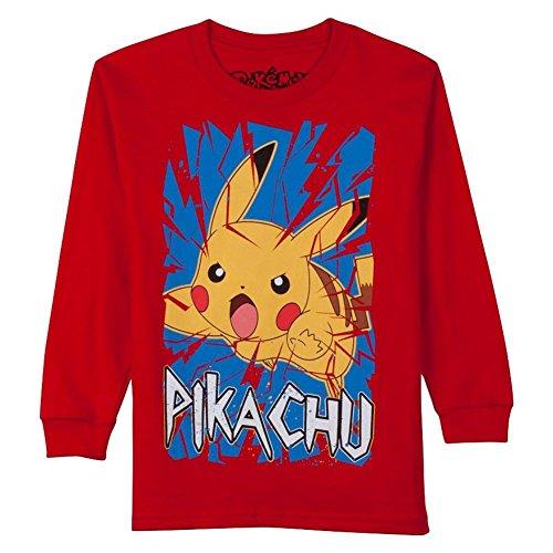 Pokemon Boys Long Sleeved Shirts Images Pokemon Images