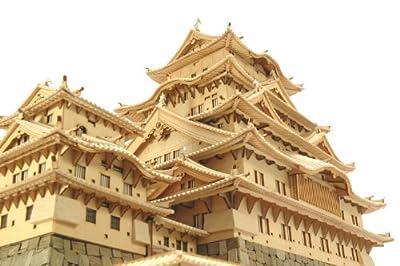 """WoodyJOE """"Himeji Castle"""" Model Kit (1:150 Scale)"""