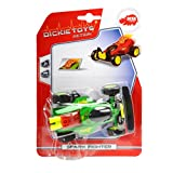 Simba Dickie Manual Spark Fighter, Green (13 Cm)