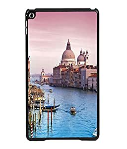 printtech Italy Sea Building Dome Back Case Cover for Apple iPad 6