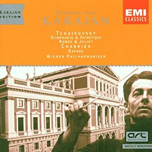 Karajan Conducts Tchaikovsky: Pathetique Symphony