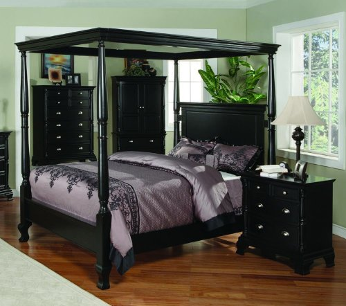 Queen Canopy Bed Frame - Compare Prices on Queen Canopy Bed Frame