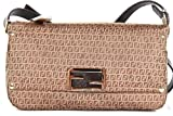 Fendi bolso con bandolera mujer en Nylon beige Cod:38BT16600CI2F0FFT