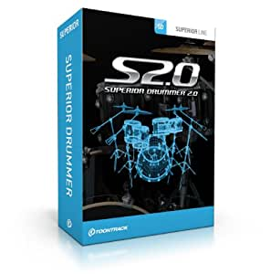 Software Toontrack Superior Drummer 2.0