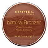 Rimmel London Natural Bronzer, Sun Light 021, 0.49 oz