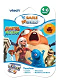 Vtech V.smile Motion Learning Game Monsters Vs Aliens