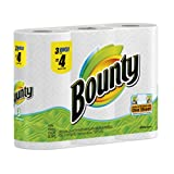 Bounty Paper Towels 3 Big Rolls (Pack of 8)