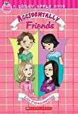 img - for Accidentally Friends (Turtleback School & Library Binding Edition) (Candy Apple Books (Pb)) by Lisa Papademetriou (2009-07-01) book / textbook / text book