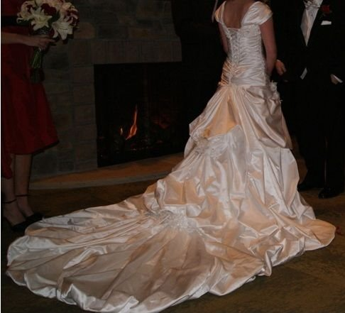 Maggie Sottero Ambrosia Wedding Dress Size 2
