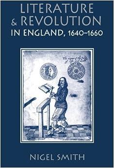 The English revolution, 1640; an essay.