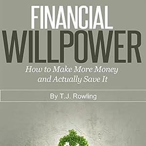 Financial Willpower Audiobook