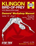 img - for Klingon Bird of Prey Manual: IKS Rotarran (B'rel-class) book / textbook / text book