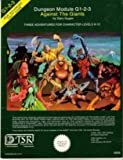 Against the Giants (Advanced Dungeons & Dragons Module G1-2-3) (0394521854) by Gary Gygax