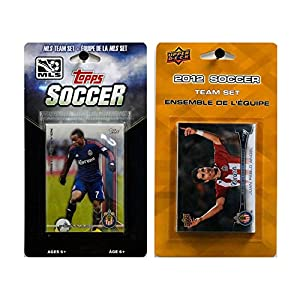 Amazon.com : MLS Chivas USA 2 Different Licensed Trading