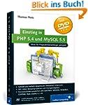 Einstieg in PHP 5.4 und MySQL 5.5: F�...