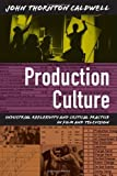 Production Culture: Industrial Reflexivity and Critical Practice in Film and Television