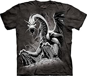 Black Dragon - Large Adult - The Mountain