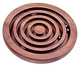 Kugel-Labyrinth-Geschicklichkeitsspiel-Denkspiel-Knobelspiel-Geduldspiel-aus-Holz