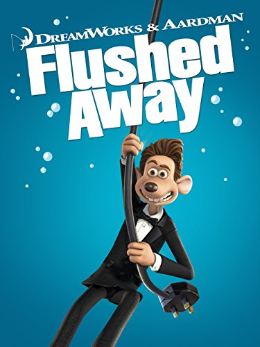 Amazon Com Flushed Away Hugh Jackman Kate Winslet Ian
