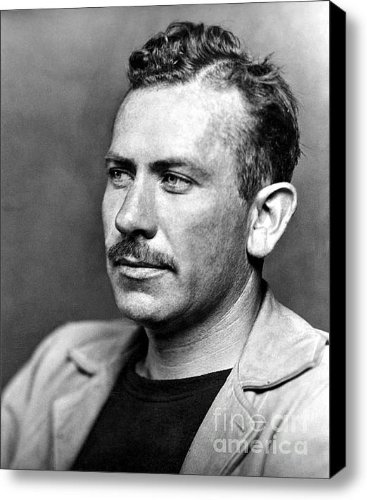 john steinbeck interview transcript Implications—the tragedy—of this war experience for john steinbeck and his son john  guage of steinbeck's text  personal interview with mimi gladstein.