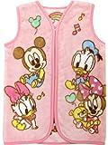 ベビー ニューマイヤースリーパー Disney Baby Minnie 《Premium 極上の肌触り》 〔40×56cm〕 No.NZ1877-PI