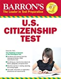 img - for Barron's U.S. Citizenship Test, 8th Edition by Alesi M.B.A. Gladys E. (2013-11-01) Paperback book / textbook / text book