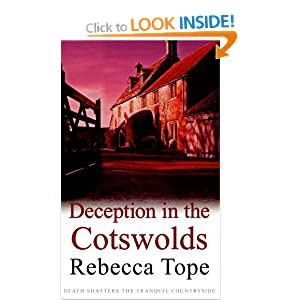 Deception in the Cotswolds - Rebecca Tope