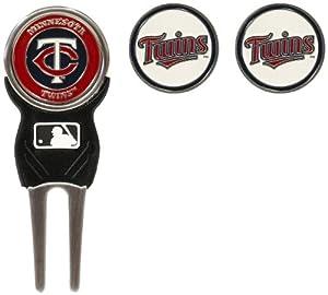 MLB Minnesota Twins 3 MKR Sign DVT Pack, Navy