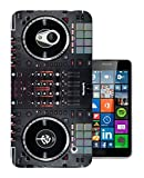 565 Dj Mixer Controller Cool MUSIC DJ Clubing Design Nokia Lumia 640 Fashion Trend CASE Gel Rubber Silicone All Edges Protection Case Cover