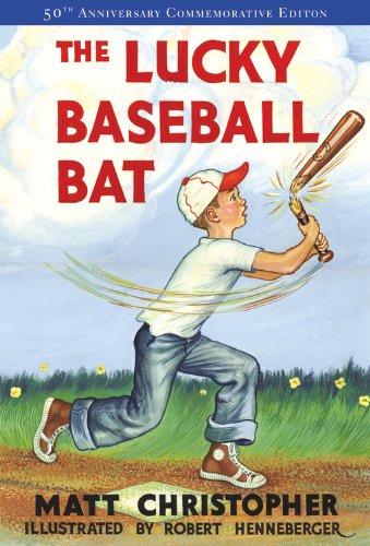 The Lucky Baseball Bat (Matt Christopher Sports Fiction)