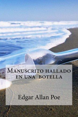 Manuscrito hallado en una botella  [Poe, Edgar Allan] (Tapa Blanda)