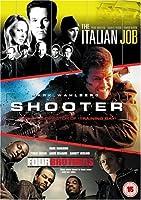 Shooter/The Italian Job/Four Brothers [DVD]