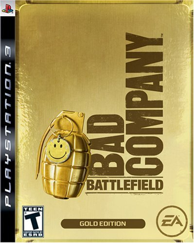 Battlefield: Bad Company Gold Edition - Playstation 3 by Electronic Arts (Bad Company Gold Edition Ps3 compare prices)