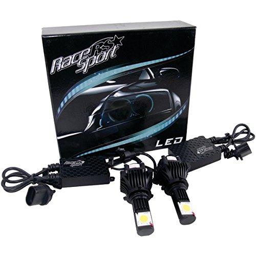 Race Sport 9006-Led-G1-Kit 5,000K True Led Headlight Conversion Kit (9006 Base)