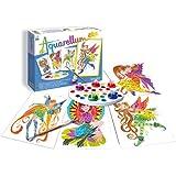 Creation Vd - 677 - Kit de Loisirs Créatif - Aquarellum Junior Nymphes