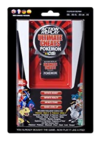 Ultimate Cheats for Pokemon (Nintendo DSi/DS Lite/DS/XL)