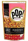 POP! グルメポップコーン バタートフィーウィズアーモンドロカ 198g