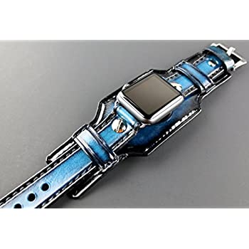 Blue Apple Watch Band, apple watch strap, Apple watch strap, Apple watch cuff, apple watch strap, apple watch 38 mm, apple watch 42mm