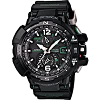 Casio G-Shock Aviation Black Dial Resin Men's Watch