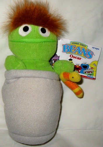 Sesame Street Beans Oscar - 1