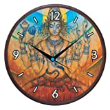 Wall Clocks - Printland Traditional Art Wall Clock