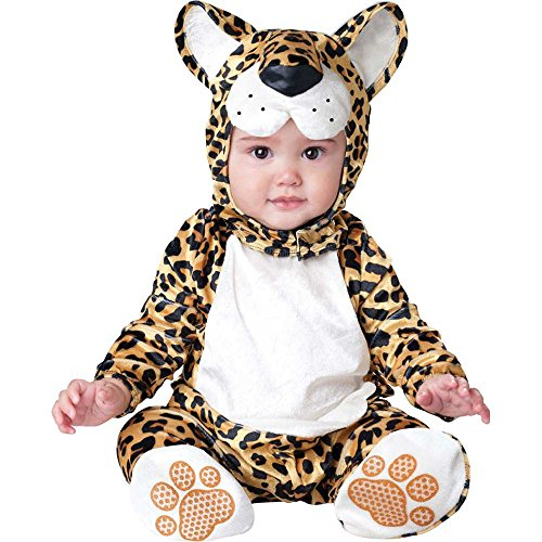 Leopain' Leopard Baby Costume