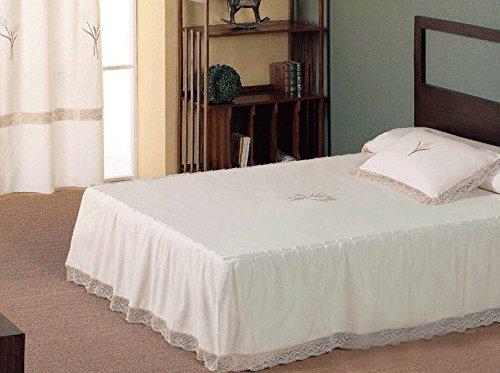 Colcha de verano Milan para cama 135cm