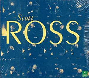 Scott Ross Plays Harpsichord