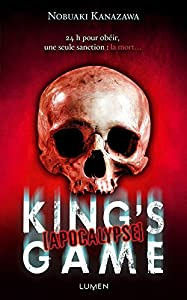 King's Game Apocalypse Edition simple Tome 0