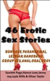 img - for 46 Erotic sex stories book / textbook / text book