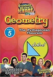 Standard Deviants: Geometry Module 5 - The Pythagorean Theorem