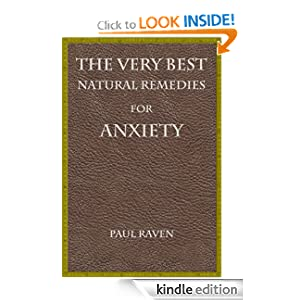 Click to buy Natural Remedies for Anxiety for Kindle @ Amazon!