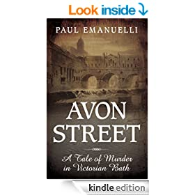 Avon Street: A Tale of Murder in Victorian Bath (Mystery Press)